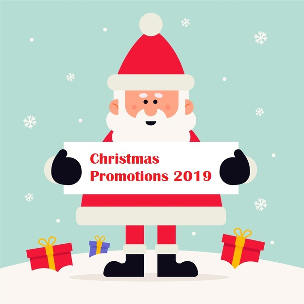 Casino Christmas Promotions 2019