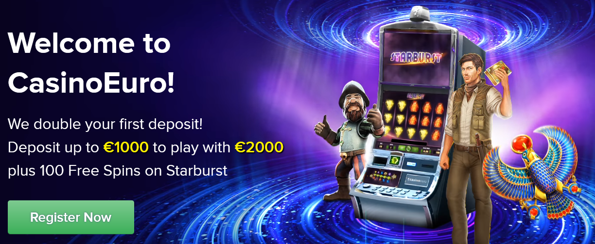 Casinoeuro Welcome Bonus Freespins