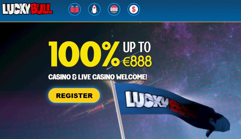 Luckybull no deposit