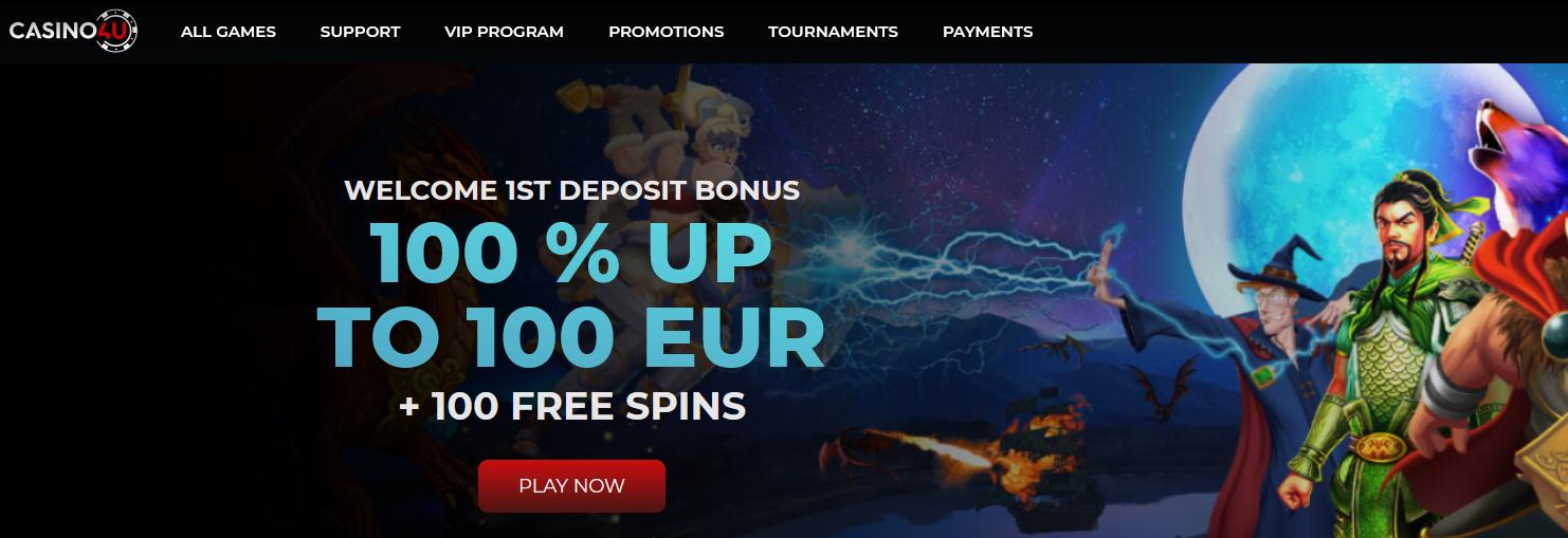 Casino4U Freespins